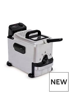 tefal-fr701640-oleoclean-compact-deep-fryer-stainless-steel