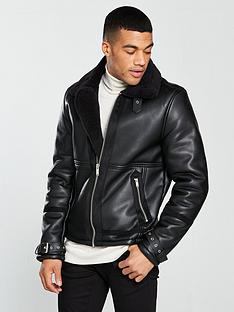 river-island-shearling-jacket