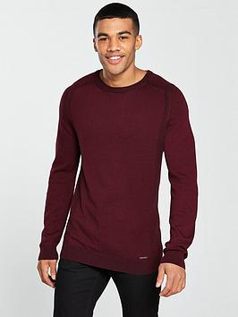 river-island-smart-muscle-detail-crew