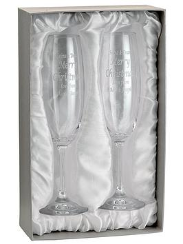 personalised-champagne-flutes