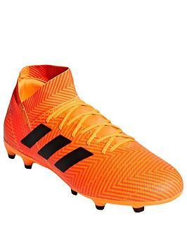 adidas-mens-nemeziz-183-firm-ground-football-boot-zestsolar-rednbsp