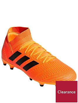 adidas-mens-nemeziz-183-firm-ground-football-boot-zestsolar-rednbsp