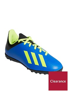 adidas-junior-x-184-astro-turf-football-boots-blue