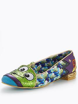 Irregular Choice Eternally Grateful Toy Story Shoes
