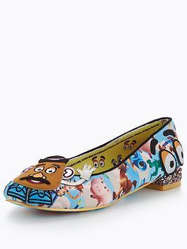 Irregular Choice Irregular Choice Keep Em Together Toy Story Shoes