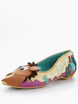 Irregular Choice Round Up Gang Toy Story Shoes
