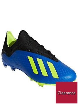 adidas-mens-x-182-firm-ground-football-boot-blueyellownbsp