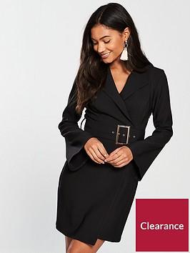 river-island-belted-tux-dress--black