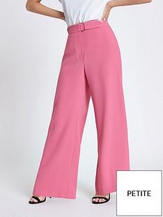 ri-petite-ri-petite-tie-waist-tapered-trousers--pink