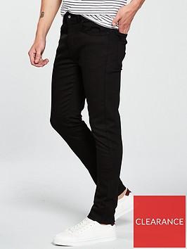 very-man-skinny-fit-jeans-black