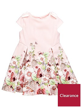 baker-by-ted-baker-baby-girls-pink-floral-print-prom-dress