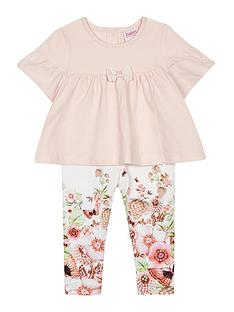 baker-by-ted-baker-baby-girls-frill-sleeve-top-amp-legging-outfit
