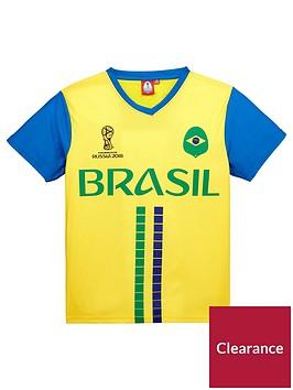 football-brazil-tee