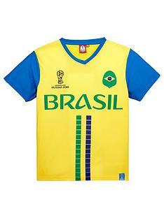 football-brazil-world-cup-tee