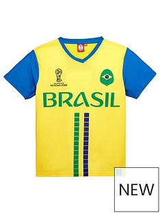 football-brazil-world-cup-tee