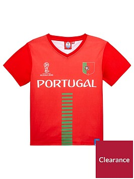 football-portugal-tee
