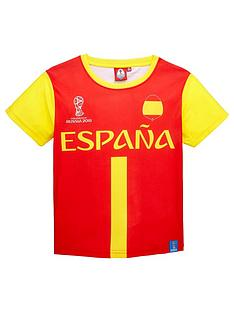 football-spain-world-cup-tee