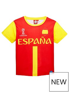 football-spain-world-cup-tee