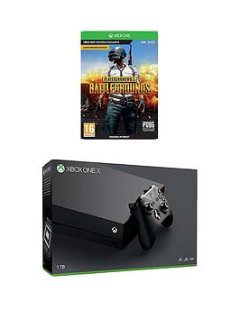 xbox-one-x-xbox-one-x-console-plus-playerunknown039s-battlegrounds-and-12-months-live