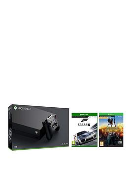 xbox-one-x-xbox-one-x-console-plus-playerunknown039s-battlegrounds-and-forza-7-and-12-months-live