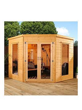 mercia-8-x-8ftnbsppremium-corner-tongue-amp-groove-summer-house