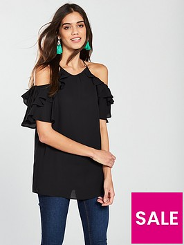 v-by-very-cold-shoulder-tunic-black