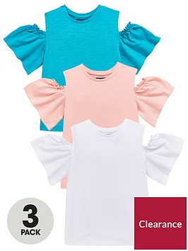 mini-v-by-very-girls-3-pack-cold-shoulder-tops-multi