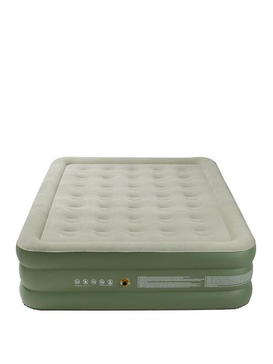 Coleman Comfort Bed Raised King Airbed | very.co.uk