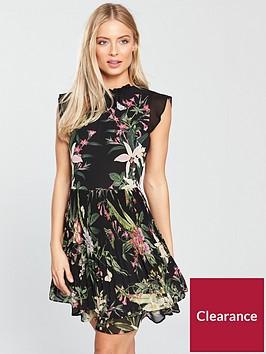 oasis-secret-garden-shift-dress