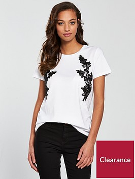 v-by-very-lace-applique-t-shirt