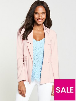 v-by-very-soft-button-detail-jacket-blush