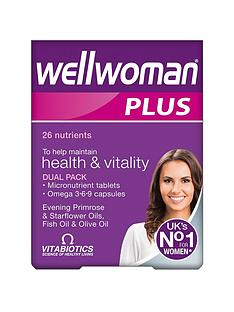 vitabiotics-wellwoman-plus