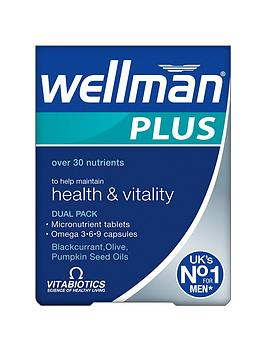 vitabiotics-wellman-plus