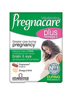 vitabiotics-pregnacare-plus