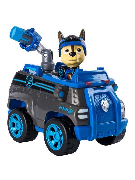 4824f97ca Paw Patrol Mission PAW Police Cruiser Vehicle with Chase | very.co.uk