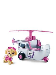 paw-patrol-paw-patrol-basic-vehicle-with-pup-skye039s-jet