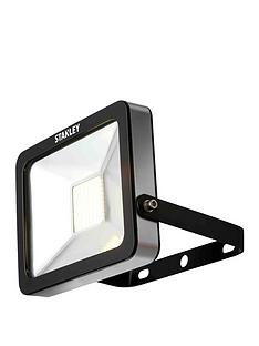 stanley-30w-slimline-floodlight-no-sensor-3000k