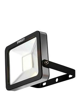 stanley-30w-slimline-floodlight-no-sensor-3000k