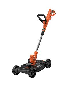 Black & Decker 550W 3 In 1 Mower Deck/Strimmer