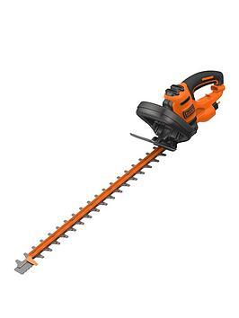 black-decker-600w-hedge-trimmer