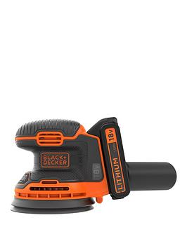 black-decker-18vnbsprandom-orbit-sander