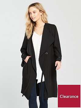 wallis-henna-duster-jacket-black