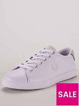 fred-perry-lottie-leather-trainers