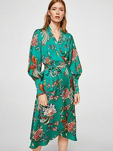 mango-bow-floral-dress-greennbsp
