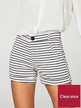 mango-striped-shorts-off-whitenbsp