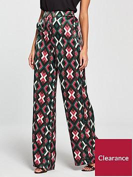 mango-high-waist-printed-trousers-geometric