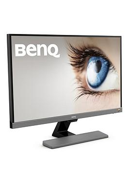 Benq Ew277Hdr 27In Ultra Thin Bezel Monitor, Fhd, Hdr, Speakers