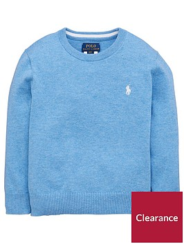 ralph-lauren-boys-crew-neck-jumper