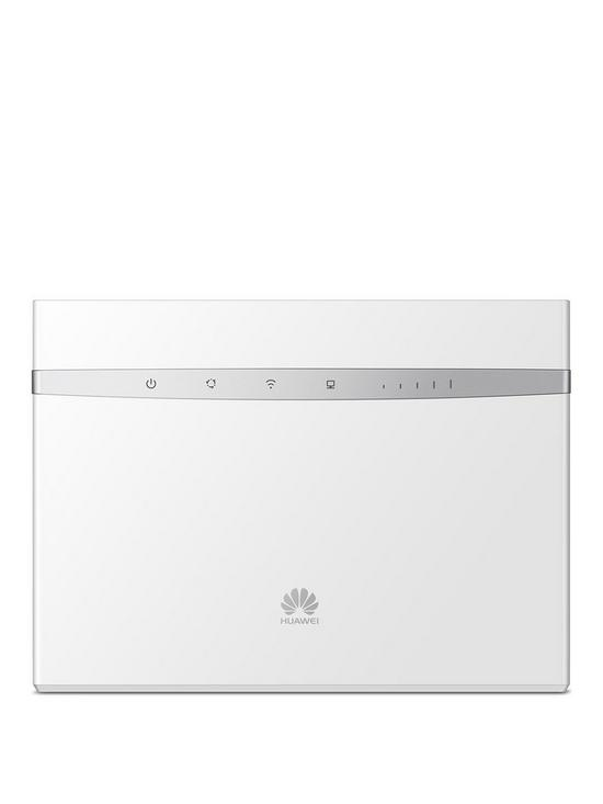 HUAWEI B525 WHITE UNLOCKED 4G 300MBPS MOBILE WIFI ROUTER
