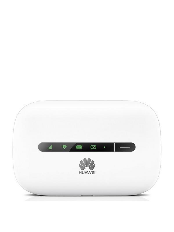 E5330 3G Mobile WiFi Hotspot Unlocked